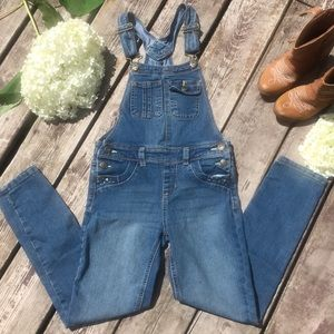 Adorable Girls Overalls
